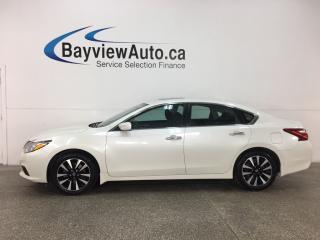 Used 2018 Nissan Altima 2.5 SV - HTD SEATS! SUNROOF! PUSH START! REVERSE CAM! BSA! for sale in Belleville, ON