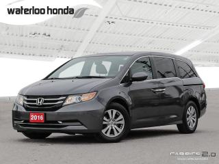 Used 2016 Honda Odyssey EX Bluetooth, Back Up Camera, Heated Seats and more! for sale in Waterloo, ON