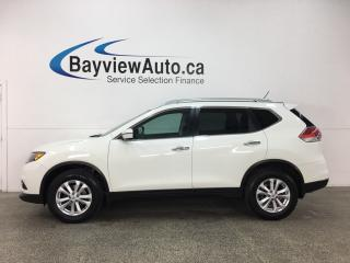 Used 2016 Nissan Rogue SV - BLUETOOTH! REVERSE CAM! PUSH START! CRUISE! for sale in Belleville, ON