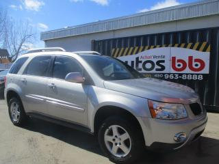 Used 2008 Pontiac Torrent for sale in Laval, QC