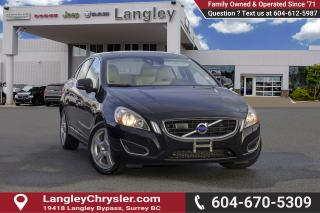Used 2012 Volvo S60 T5 Level 1 *LOCALLY DRIVEN* for sale in Surrey, BC
