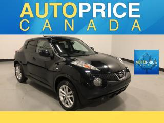 Used 2014 Nissan Juke SL|AWD|MOONROOF|LEATHER for sale in Mississauga, ON