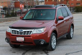 Used 2011 Subaru Forester 2.5 X Touring Package AWD | Heated Seats | Sunroof | CERTIFIED for sale in Waterloo, ON