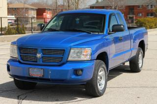 Used 2008 Dodge Dakota SXT 4x4 | Extended Cab | CERTIFIED for sale in Waterloo, ON