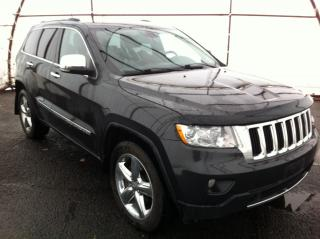Used 2011 Jeep Grand Cherokee Limited NAVIGATION, LEATHER HEATED SEATS, TRAILER TOW GROUP, 20