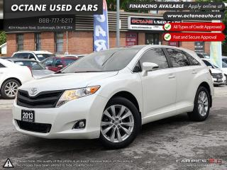 Used 2013 Toyota Venza BACK UP CAM! MINT CONDITION! for sale in Scarborough, ON