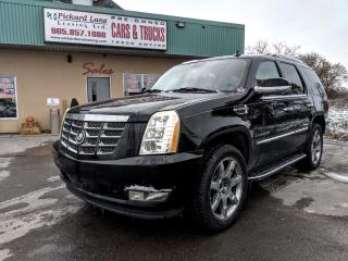 Used 2007 Cadillac Escalade for sale in Bolton, ON