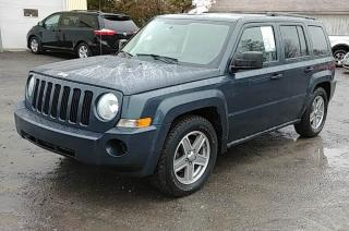 Used 2008 Jeep Patriot Sport/North 4x4 | CERTIFIED for sale in Waterloo, ON