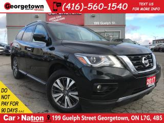 Used 2017 Nissan Pathfinder SL | BLINDSPOT DET| 360 CAM | LEATHER | 4X4 | for sale in Georgetown, ON