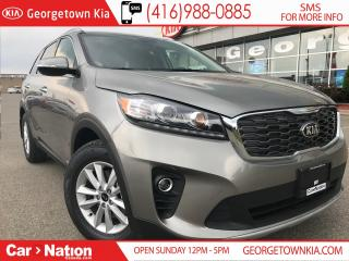 Used 2019 Kia Sorento EX | LOADED | $199 BI-WEEKLY | LEATHER | for sale in Georgetown, ON