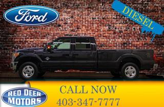 Used 2015 Ford F-250 4x4 Crew Cab XLT LWB Diesel for sale in Red Deer, AB