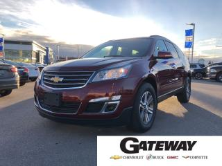 Used 2016 Chevrolet Traverse LT|AWD|SUNROOF|BLUETOOTH|NAVI| for sale in Brampton, ON