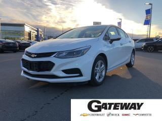 Used 2018 Chevrolet Cruze LT|AUTO|SUNROOF|REMOTE START|REAR CAMERA| for sale in Brampton, ON