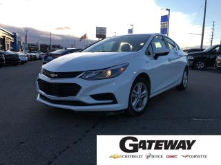 Used 2017 Chevrolet Cruze LT|Camera|Heated Seats|Bluetooth| for sale in Brampton, ON