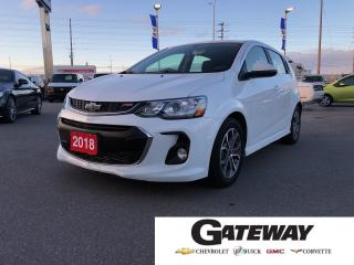 Used 2018 Chevrolet Sonic LT|Auto|True North Edition|Power Sunroof| for sale in Brampton, ON