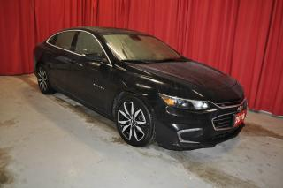 Used 2018 Chevrolet Malibu True North | Leather | Nav | Sunroof for sale in Listowel, ON