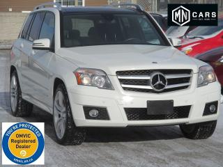 Used 2011 Mercedes-Benz GLK350 GLK350 4MATIC PANO ROOF for sale in Ottawa, ON