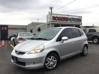 Used 2007 Honda Fit for sale in Oakville, ON