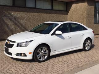 Used 2014 Chevrolet Cruze 4dr Sdn 2lt for sale in Hamilton, ON