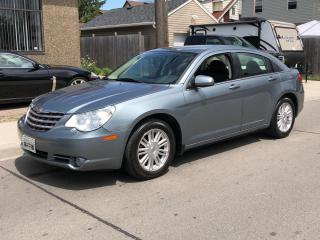 Used 2009 Chrysler Sebring 4DR SDN TOURING for sale in Hamilton, ON