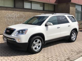 Used 2012 GMC Acadia FWD 4dr SLE2 for sale in Hamilton, ON