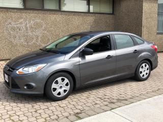 Used 2014 Ford Focus 4DR SDN S for sale in Hamilton, ON