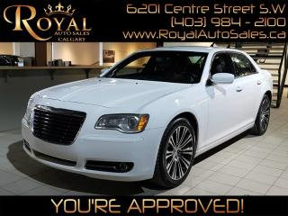 Used 2013 Chrysler 300 300S w/ TOUCHSCREEN, BACK UP CAM for sale in Calgary, AB