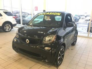 Used 2016 Smart fortwo PASSION for sale in Terrebonne, QC