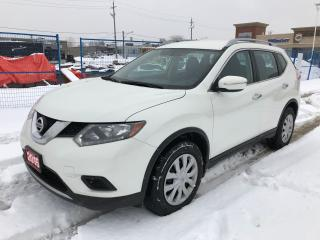Used 2015 Nissan Rogue S for sale in Brampton, ON
