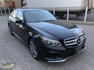 Used 2014 Mercedes-Benz E-Class E300 I 4MATIC I NAVIGATION I PANO for sale in Toronto, ON