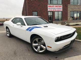 Used 2011 Dodge Challenger R/T Classic for sale in Rexdale, ON