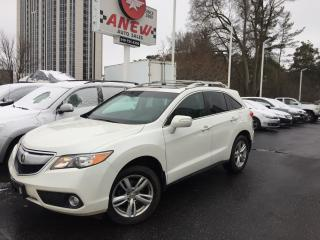 Used 2015 Acura RDX Tech Pkg for sale in Cambridge, ON