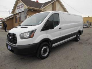 Used 2015 Ford Transit T-150 CARGO 3.7L V6 Loaded Certified 148