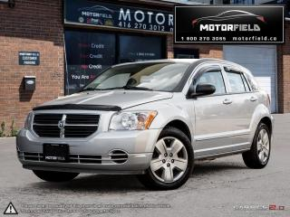 Used 2009 Dodge Caliber SXT *ACCIDENT FREE, CERTIFIED, WARRANTY* for sale in Scarborough, ON
