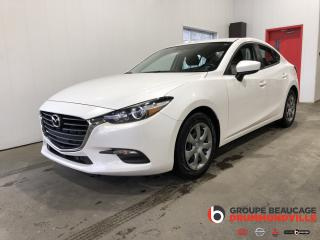 Used 2017 Mazda MAZDA3 GX A/C for sale in Drummondville, QC