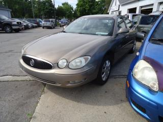Used 2006 Buick Allure CX for sale in Sarnia, ON