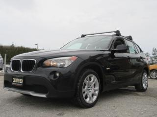 Used 2012 BMW X1 X DRIVE  / ACCIDENT FREE for sale in Newmarket, ON