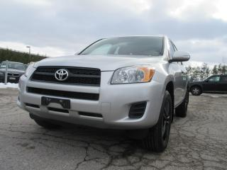 Used 2012 Toyota RAV4 AWD / TOYOTA SERVICED / SPORT ALLOYS for sale in Newmarket, ON