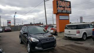 Used 2014 Ford Escape SE**NO ACCIDENTS**NAVI**CAM**ONLY 114KMS**CERT for sale in London, ON