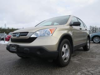 Used 2008 Honda CR-V LX AWD / LOW MILEAGE / LOCAL VEHICLE for sale in Newmarket, ON