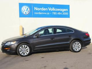 Used 2009 Volkswagen Passat CC SPORT - EXCELLENT CONDITION / AUTOMATIC / HEATED SEATS / ALLOY WHEELS for sale in Edmonton, AB