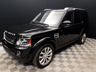 Used 2014 Land Rover LR4 HSELUX for sale in Edmonton, AB