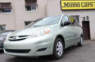 Used 2007 Toyota Sienna PRICED TO CLEAR!! CE! ! $150/Bi-weekly!8 Seater for sale in St. Catharines, ON