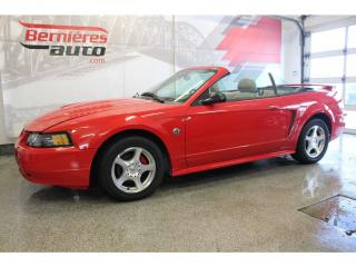 Used 2004 Ford Mustang Convertible for sale in Lévis, QC