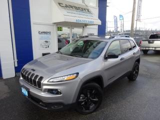 Used 2018 Jeep Cherokee Sport Altitude 4x4 V6, Like New, 3,047 Kms for sale in Langley, BC