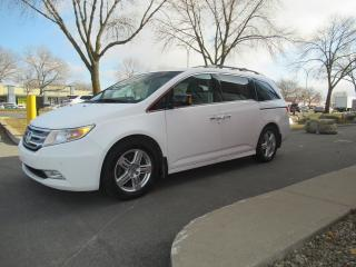 Used 2011 Honda Odyssey Touring for sale in Dollard-des-Ormeaux, QC