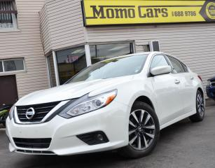 Used 2017 Nissan Altima 2.5 SV! Sunroof! Only $115/Bi-weekly! for sale in St. Catharines, ON