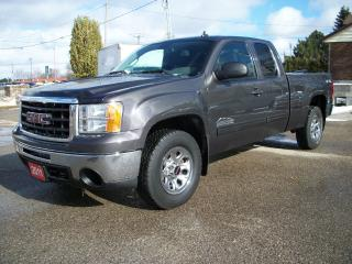 Used 2011 GMC Sierra 1500 SL NEVADA EDITION for sale in Stratford, ON