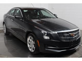 Used 2015 Cadillac ATS 2.0t Awd Cuir Mags for sale in St-Hubert, QC