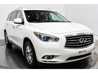 Used 2014 Infiniti QX60 Luxury Pack A/c Mags for sale in St-Hubert, QC